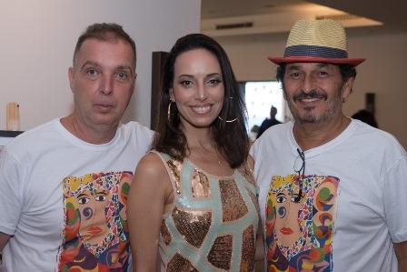 Bayard Boiteux, Claudia Matos, Phillipe Seigle