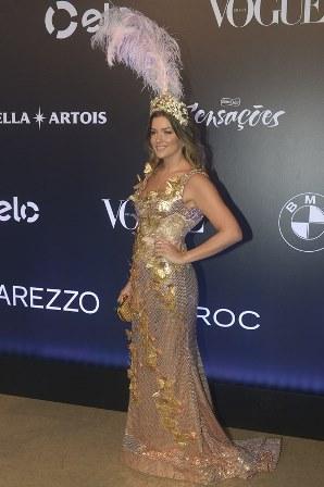 A  blogueira Marcela Tranchesi
