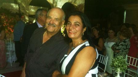 Antonio e Conceição Mascarenhas