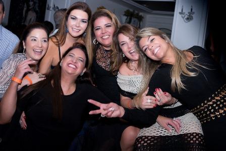 Camille Teixeira, Ana Cecilia Chaves de Azevedo, Angelica Zandona, Maria Clara Pamplona Dias, Nivea Ammon, Carla Zamprogno