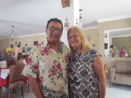 Cid Daltro e Maria Betania Konedt