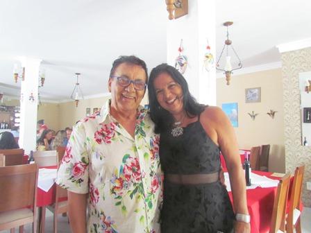 Cid Daltro e Rosa Adélia Carvalho