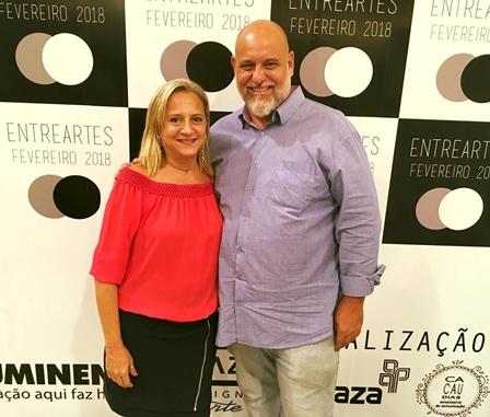 Claudia Vaz e Angel Iglesias
