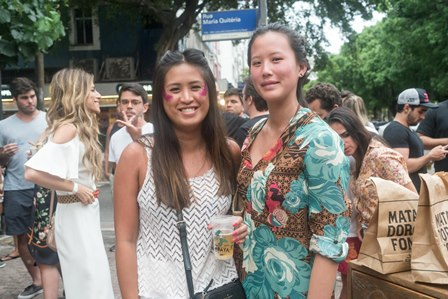 Diana Hsu e Giovanna Hsu