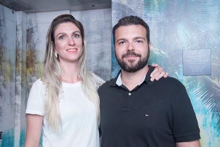 Janaina e Sergio Castrevini