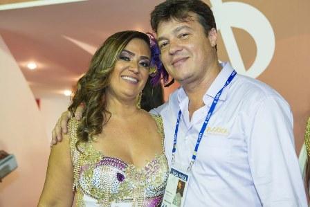 Jaqueline e Carlos Xavier