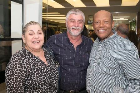 Lucia e José Luiz Runco, Dr. Deusdeth Gomes do Nascimento