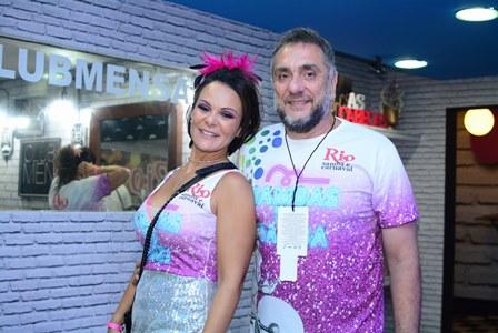 Cintia e Ernesto Castro