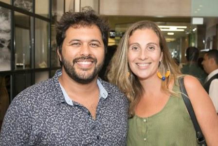 Marcelo Cavalvanti, Luana Darma