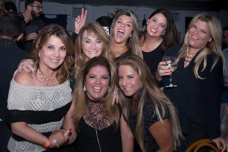 Maria Clara Pamplona Dias, Doris Serfaty, Nivea Ammon, Carla Zamprogno, Monica Swaelen, Angelica Zandona, Roberta de Andrade Neves