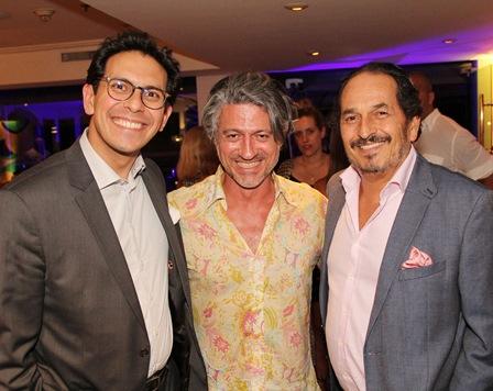 Netto Moreira, Nicolas Martin Ferreira, Philipe Seigler