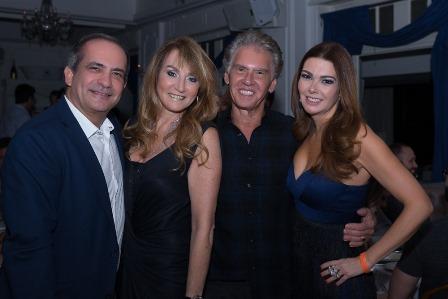 Rolf Machado, Doris Serfaty, Alberto Serfaty, Ana Cecilia Chaves de Azevedo,