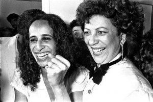 Maria Bethânia e Beth Carvalho - Outubro 1985