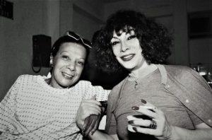 Elizeth Cardoso e Marlene - Outubro 1989