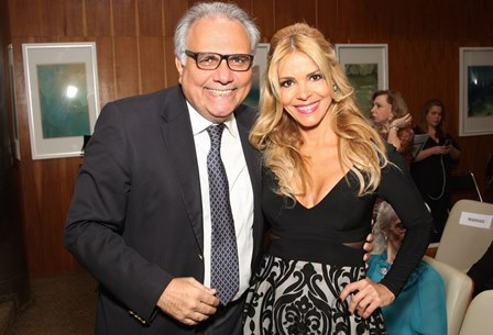 Franklin Toscano e Manuela Ferrari