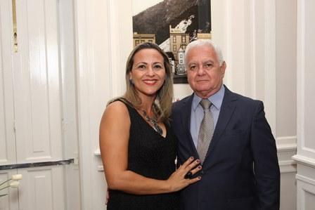 Daniele Pessoa e Gilberto Chaves
