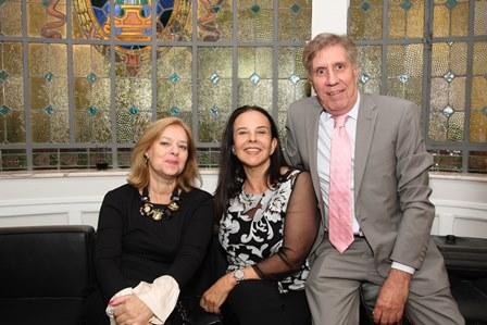 Sheila França, Clélia Aposteo e Francisco França