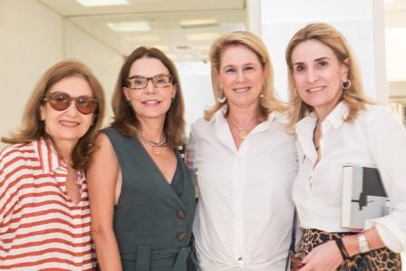 Alice Medici Patricia Mayer Gloria Severiano Ribeiro e Valeria Merlo