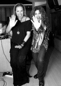 Daniela Mercury e Wanderlea - Maio 2009