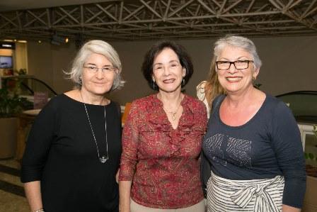 Jaqueline de Barros, Sonia Saraiva, Margarida Badeschi