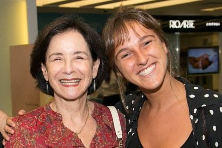 Sonia Saraiva, Gabriela Tenenbaum
