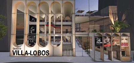 Teatro Vila-Lobos