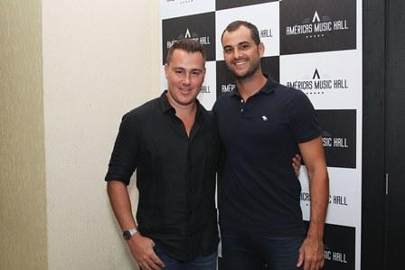 Alexandre Plopschi e Hugo Mattos