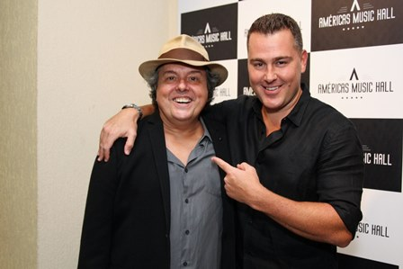 José Lourenço e Alexandre Plopschi