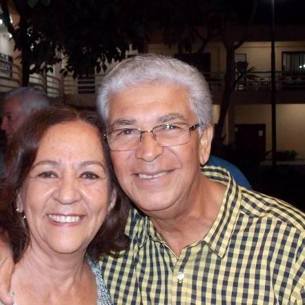 Alvacele e Gildarte Ramos