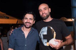 Anderson Thives e Diogo Mello
