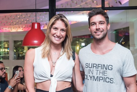 Bruna Caenazzo e Bernardo Velasco