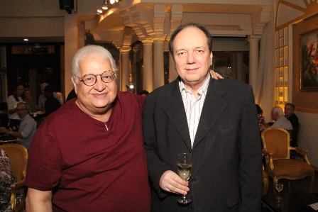 Carlos Serpa e Ricardo Faria