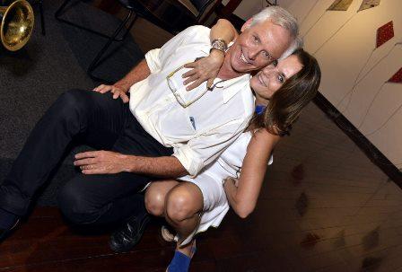 Sergio Margullis e Patricia Secco