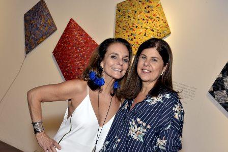 Patricia Secco e Patricia Costa