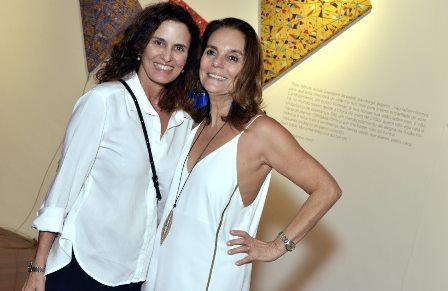 Maritza Caneca e  e Patricia Secco