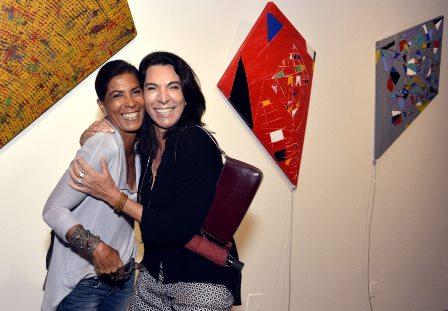 Monica Athayde  e Rô Thibal