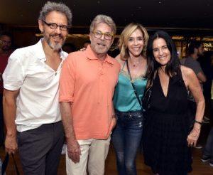 Emílio de Mello , Edwin Luisi , Deborah Evelyn e Monique Gardemberg