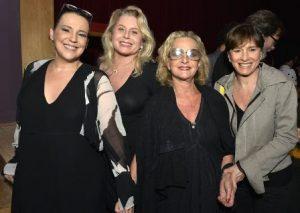 Ana Beatriz Nogueira , Vera Fischer , Regina Miranda e Natalia do Vale