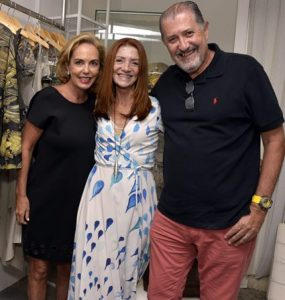 Beverly Marcondes , Teresa Freire e Mauro Marcondes