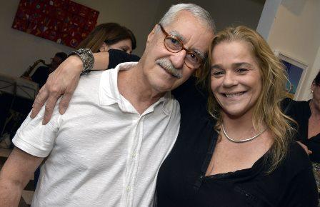 Luiz Carlos Lacerda e Dora Pellegrino