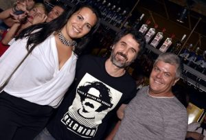 Andrea Leal . Eriberto Leão e Ulrich Malohlava