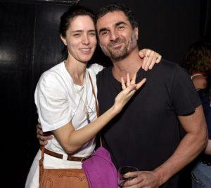Carol Jabor e Cello Macedo