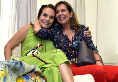 Patricia Secco e Maria Claudia Coimbra