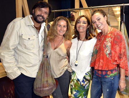 Napoleão Lacerda , Thereza Formiga , Lucia Guanabara  e Fernanda Von
