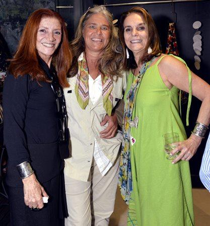 Tereza Freire , Keka Mendes e Patricia Secco   -  Lançamento  BIG BAGS - Abril 2018 - Foto CG