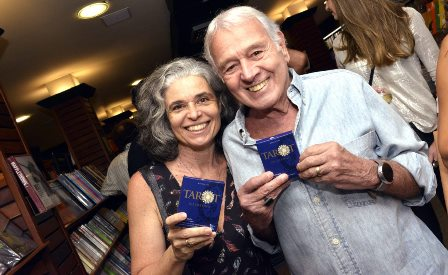 Magda Botafogo e Carlos  Lyra