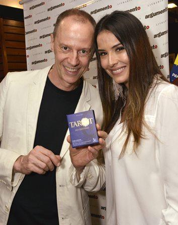 Paulo Tadeu e Cristina  Lyra