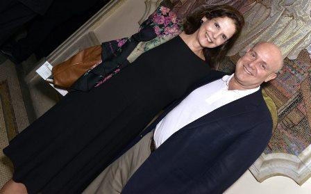 Priscilla Barbará e Paulo Muller