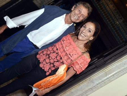 Marco Rodrigues e Alice da Silveira