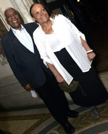 Haroldo Costa e Mary Marinho